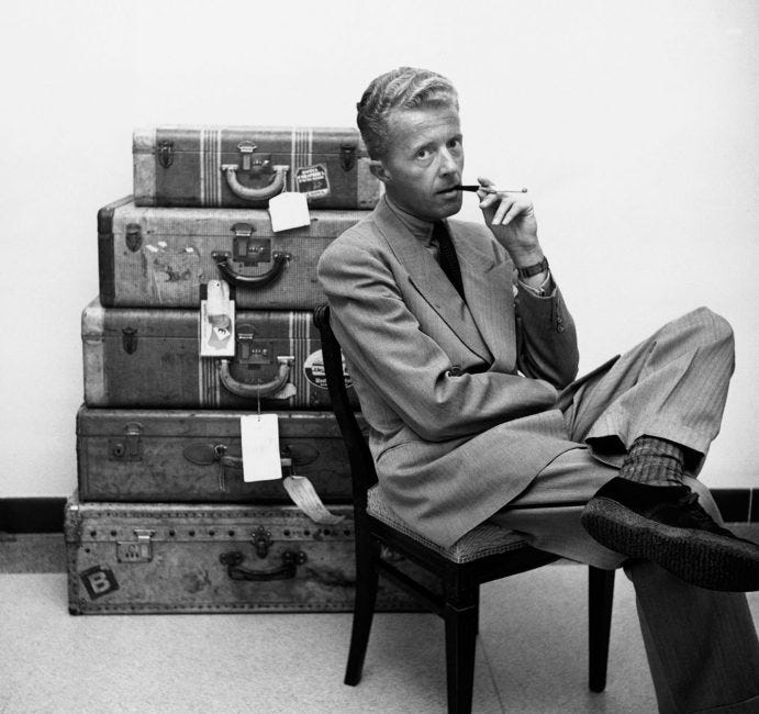 Paul Bowles in Bangkok 1966 – A Guest Blog Post by Canberra's Favorite Son  Philip J. Coggan | Thailand Footprint: Impressions left by the books,  people, places and music of Thailand and