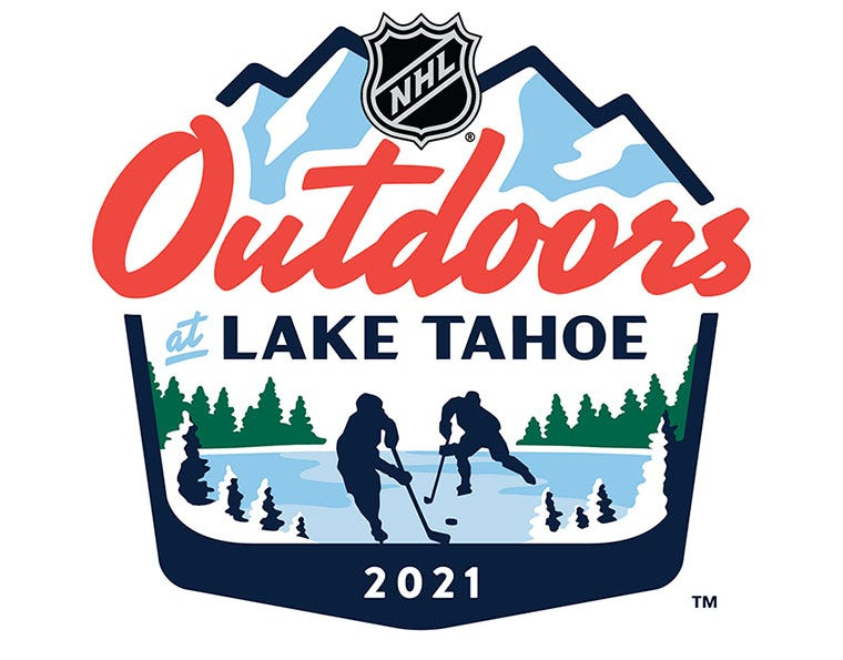 Image result for NHL OUTDOOR tahoe logo