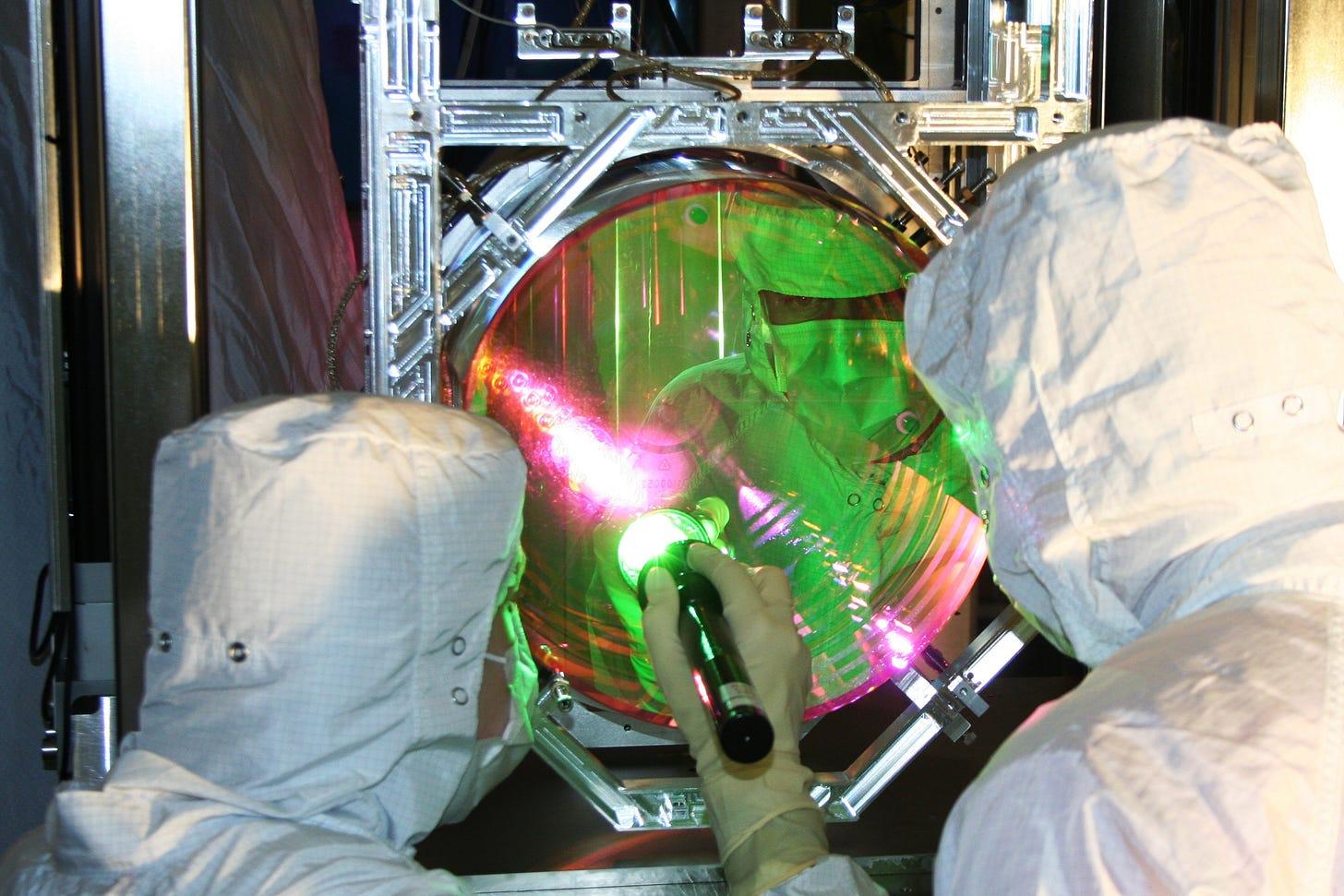 LIGO Optics | LIGO Lab | Caltech