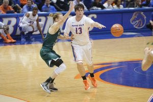 Nick Duncan - Courtesy Boise State Athletics