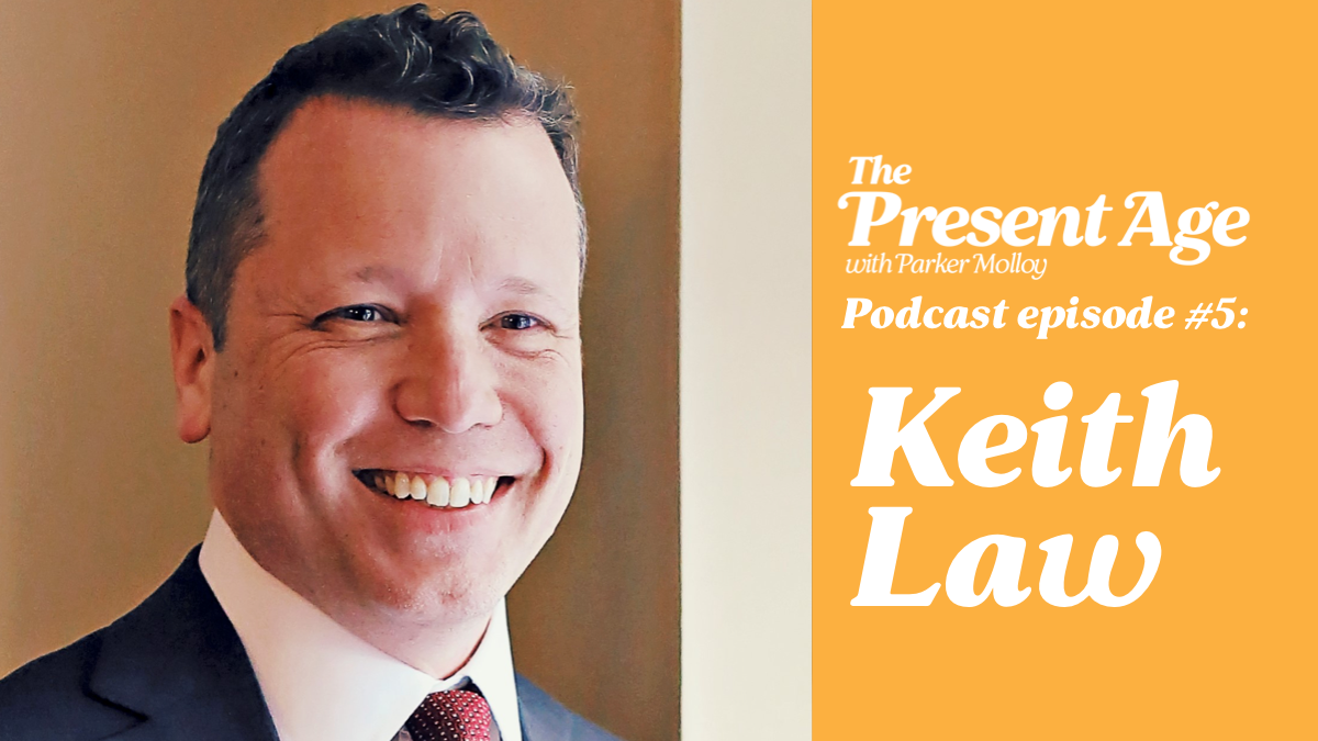 Podcast episode 5: Keith Law