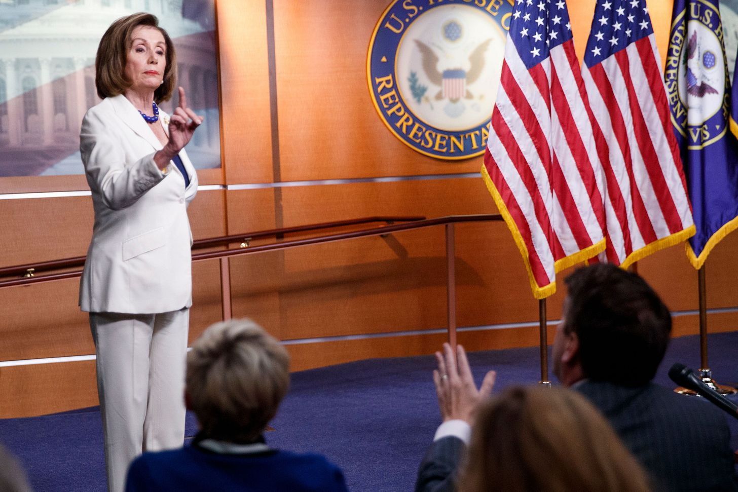 Image result for Nancy Pelosi enemies foreign and domestic
