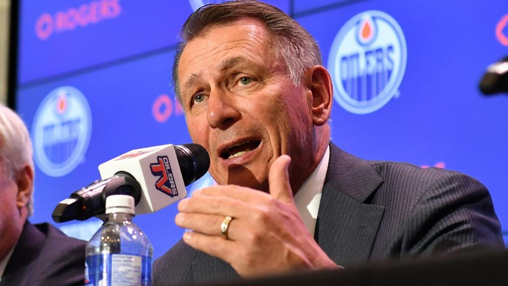 Holland hired by Oilers as general manager
