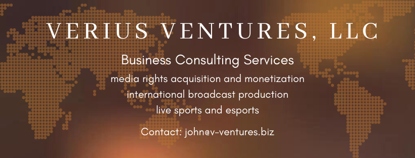 Verius Ventures, LLC | Contact: john@v-ventures.biz