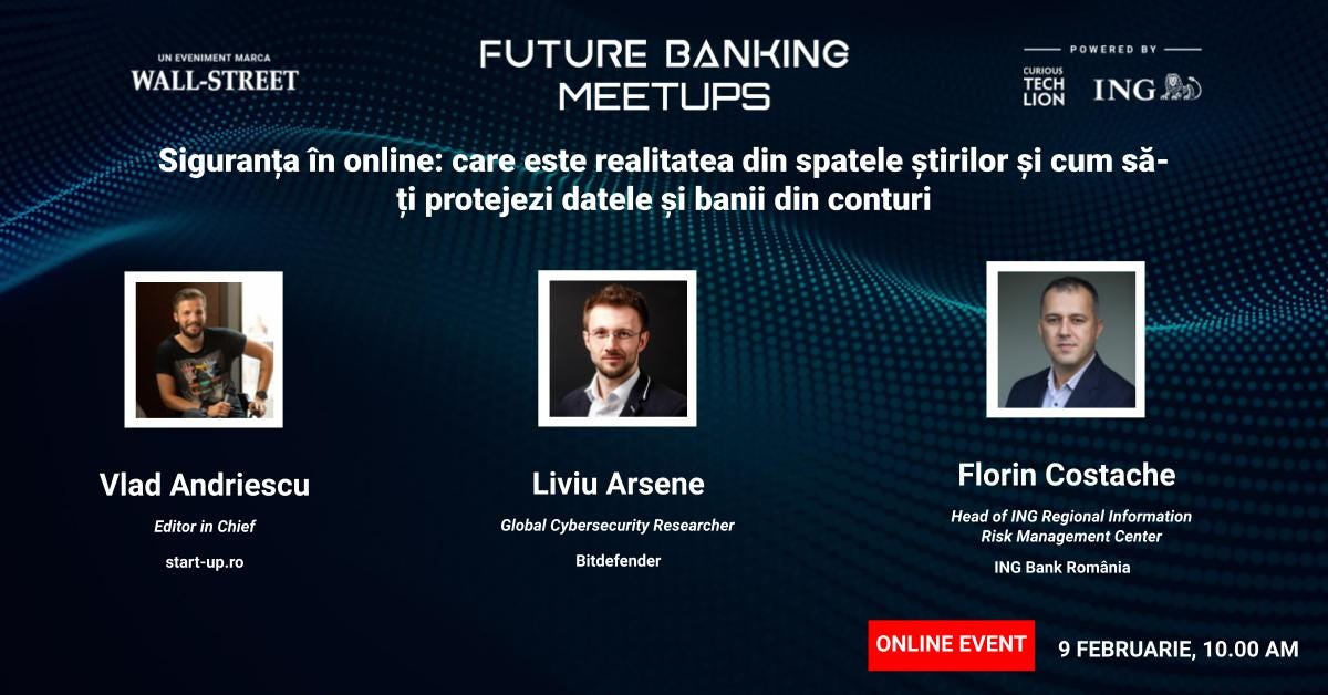 Future Banking Meetup #2