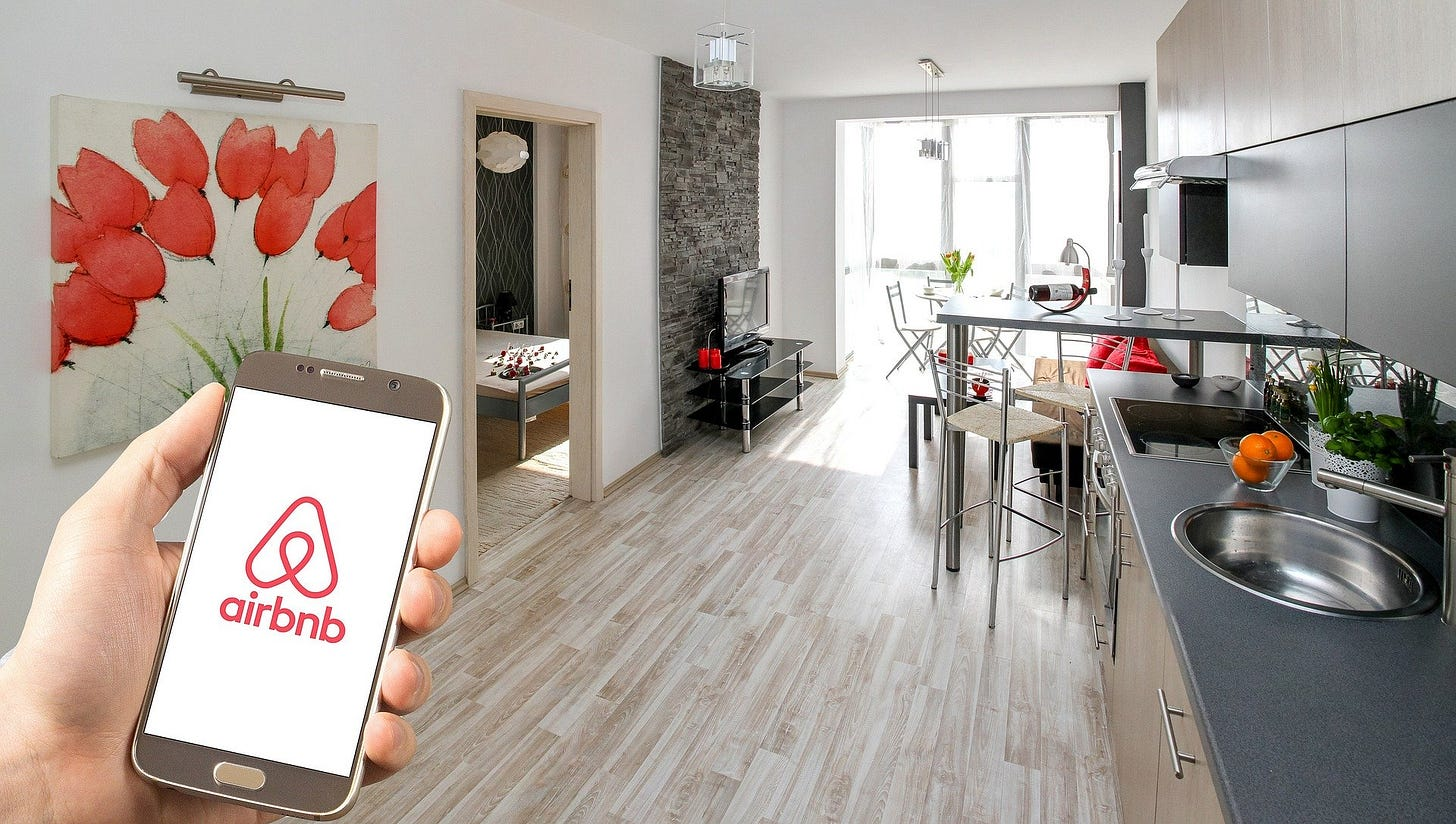 Airbnb to start banning guests under 25 from booking ...