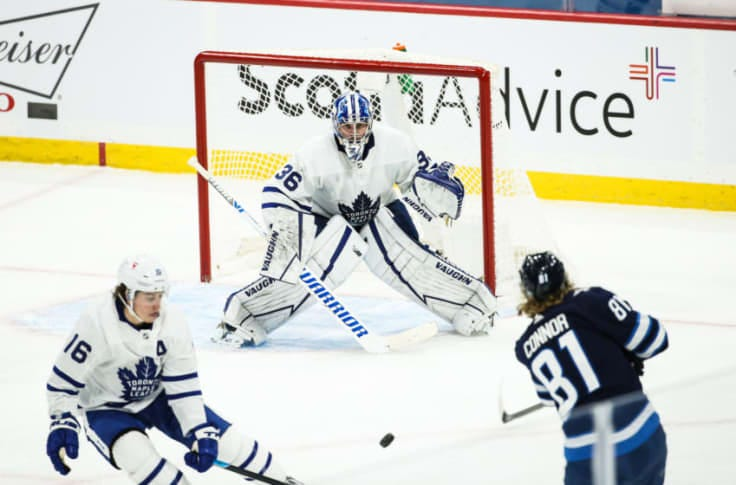 Toronto Maple Leafs should ride the hot hand with Jack Campbell in  postseason