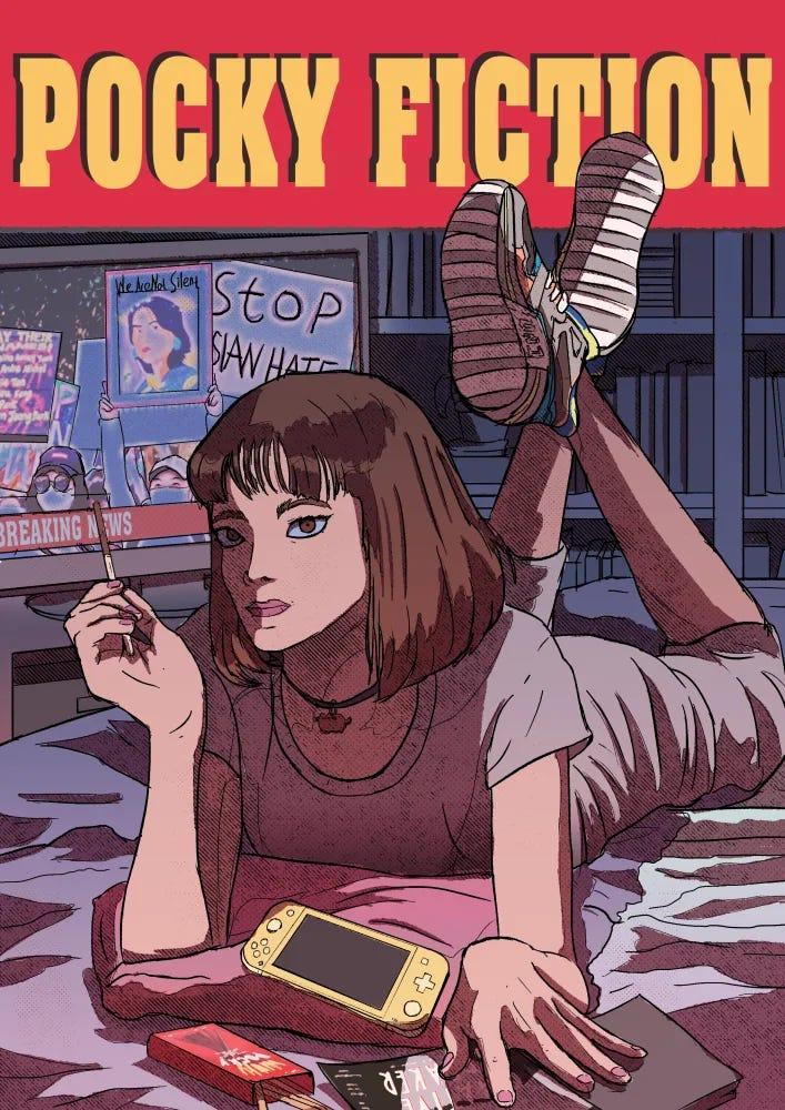 Pocky Fiction