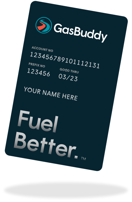 Pay with GasBuddy - Apply for Gas Card - Debit Card