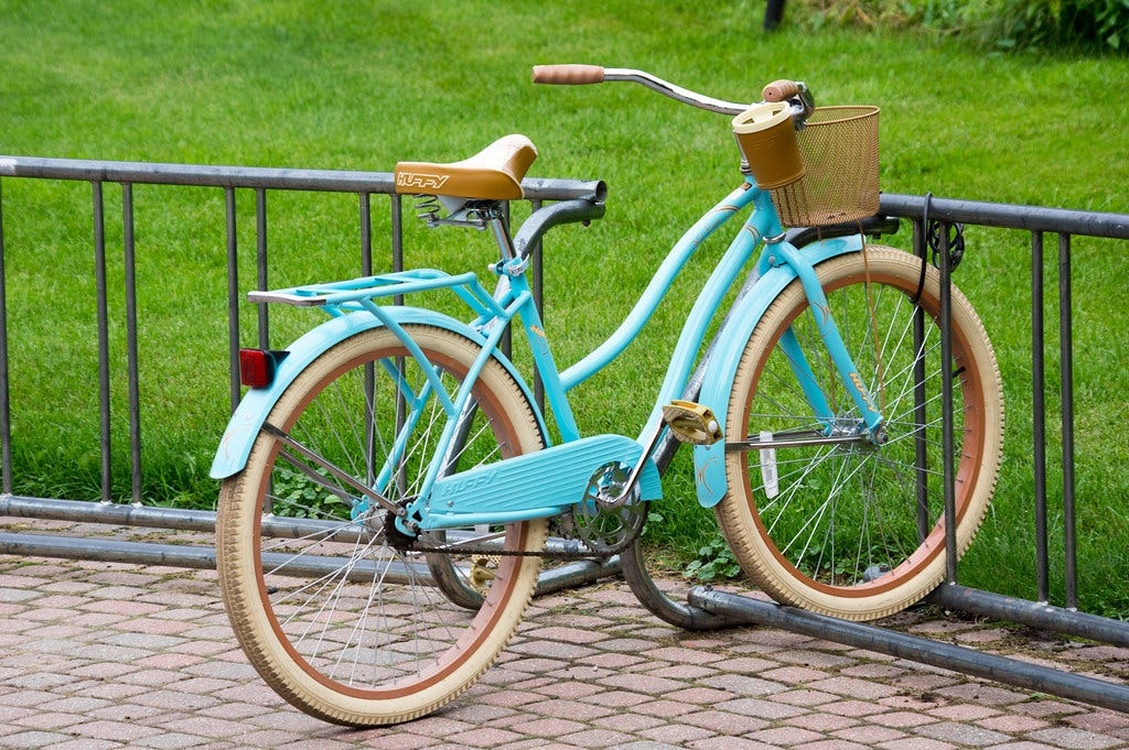 """""""Bicycle"""" by Conal Gallagher is licensed under CC BY 2.0"""