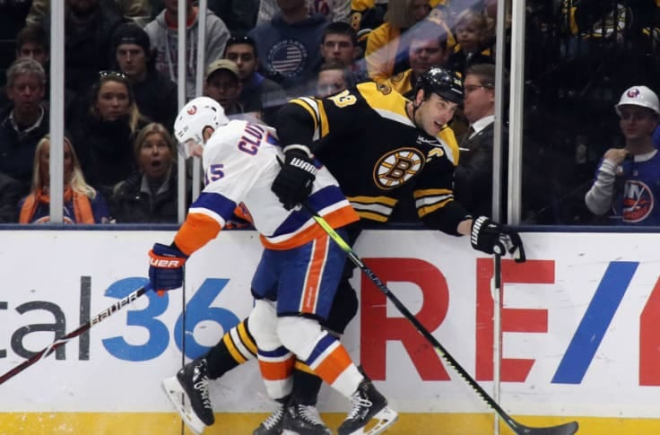 Islanders should not be scared of Boston Bruins in 2021