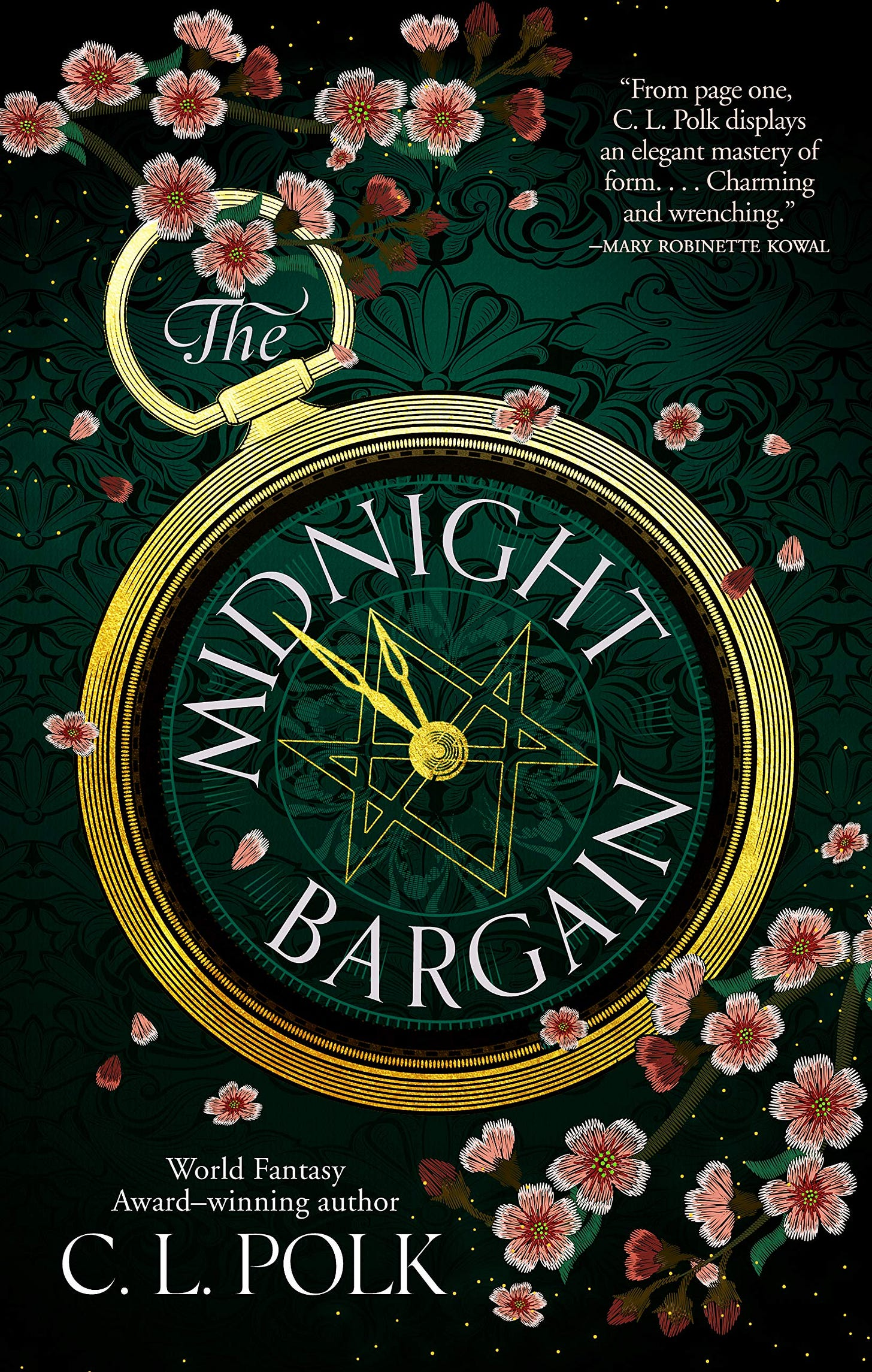 The Midnight Bargain: Polk, C. L.: 9781645660071: Amazon.com: Books