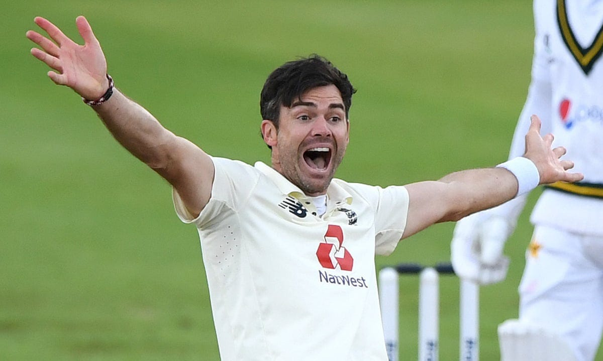 The evolution of Jimmy Anderson: skittish, then broken, now brilliant |  Sport | The Guardian