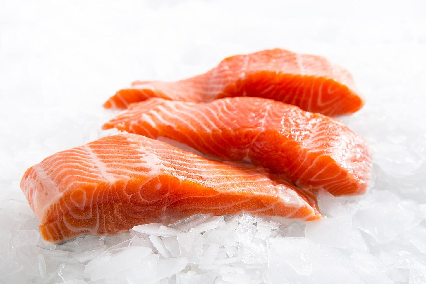 我们吃的三文鱼刺身,都是从哪里来的?-日本料理店-快速成为吃喝专家 ...