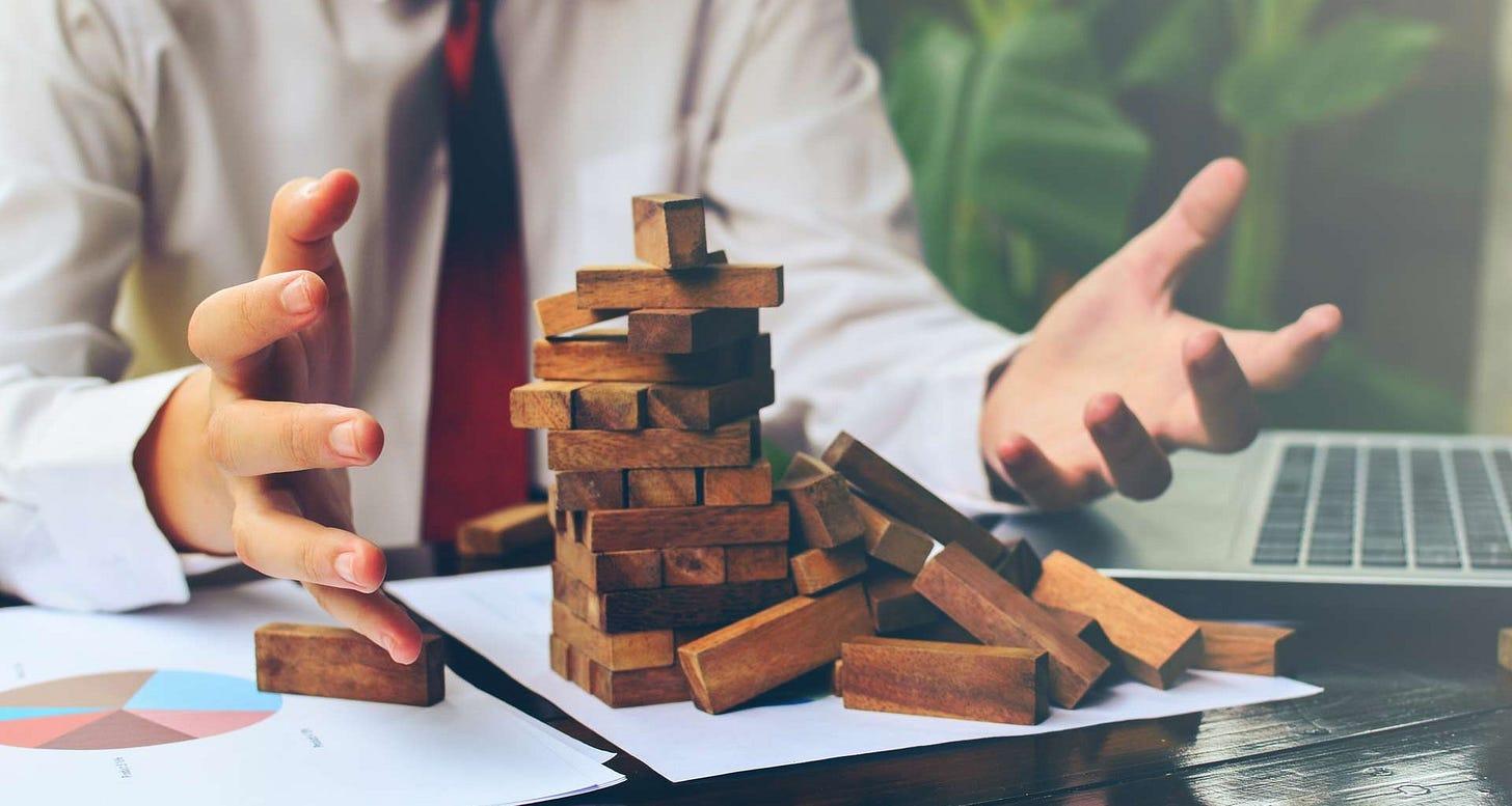 Evita estos 8 errores comunes al momento de emprender   Tecnológico de  Monterrey