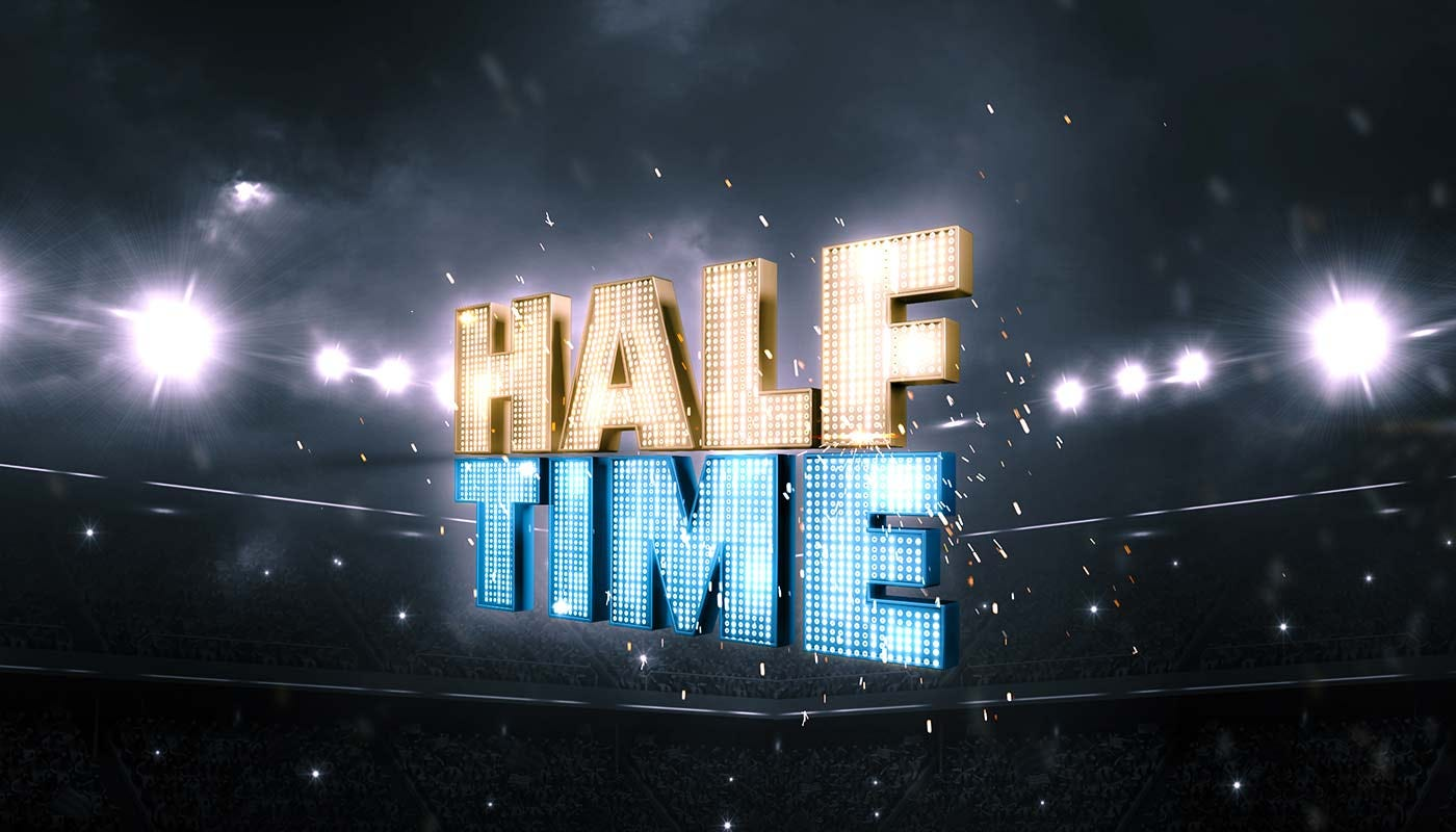 You Only Know Half The Story Of Half Time, The Musical - Paper ...