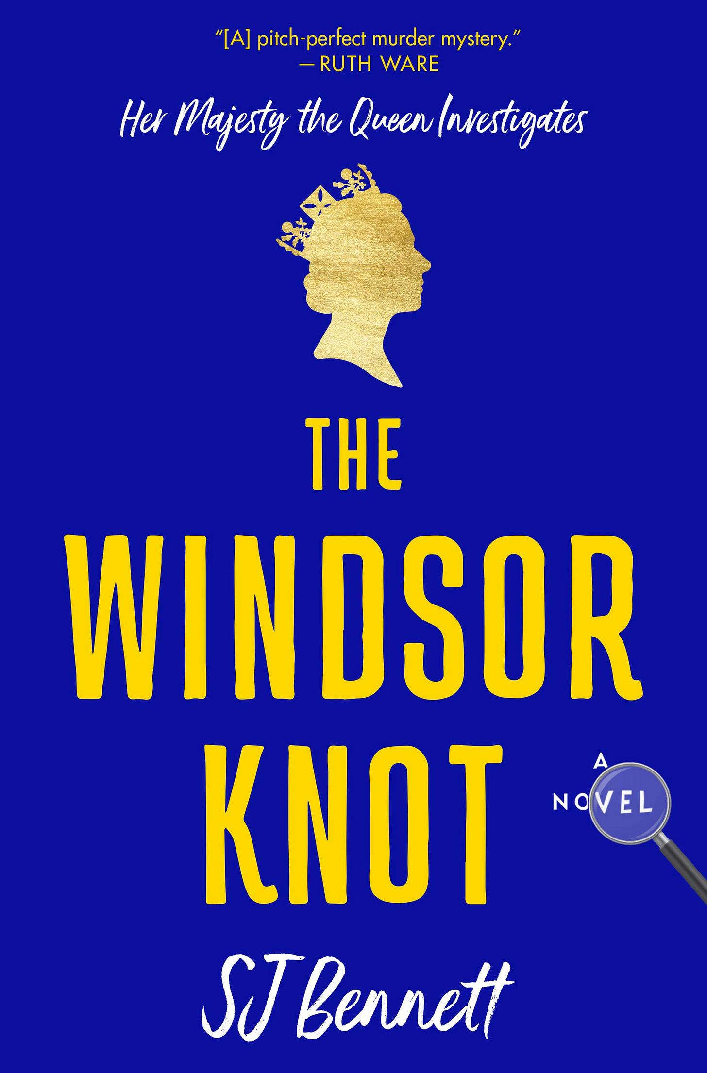 Amazon.com: The Windsor Knot: A Novel (Her Majesty the Queen Investigates,  1): 9780063050006: Bennett, SJ: Books