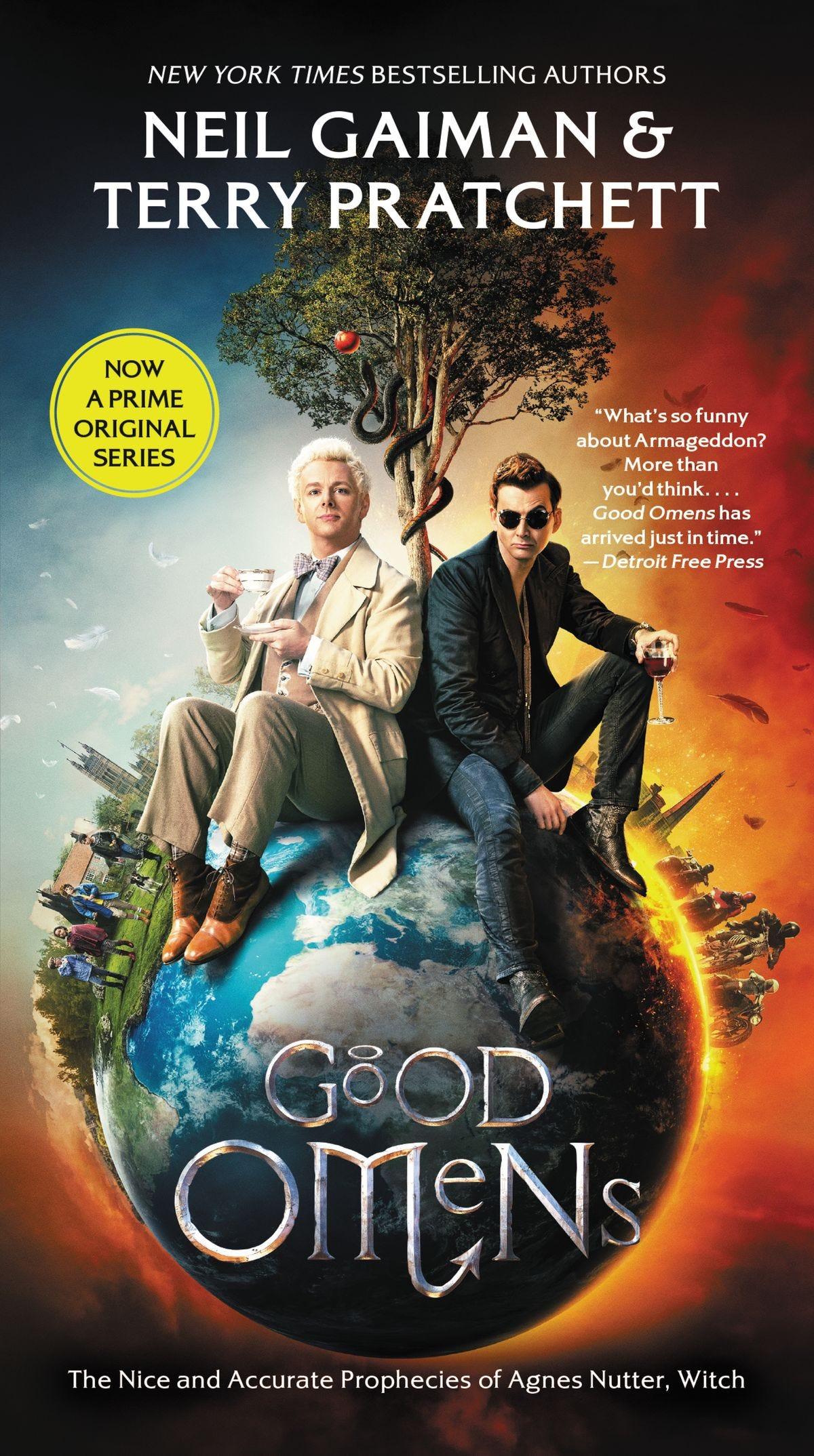 Good Omens eBook by Neil Gaiman - 9780061991127   Rakuten Kobo United States