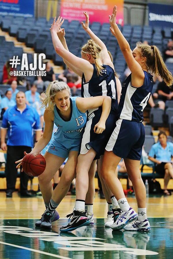 Dani Milisic | Photo credit: Basketball Australia/Kangaroo Photos