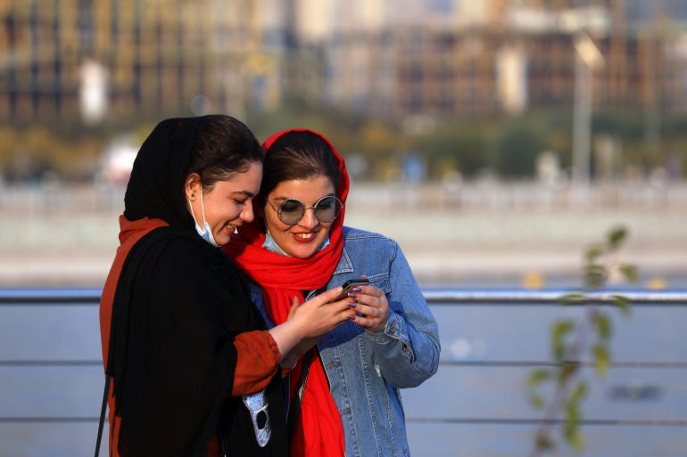 The bill was finalised by the government after several high-profile incidents concerning women [File: Majid Asgaripour/WANA via Reuters]