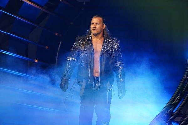 Chris Jericho, August 11, 2021