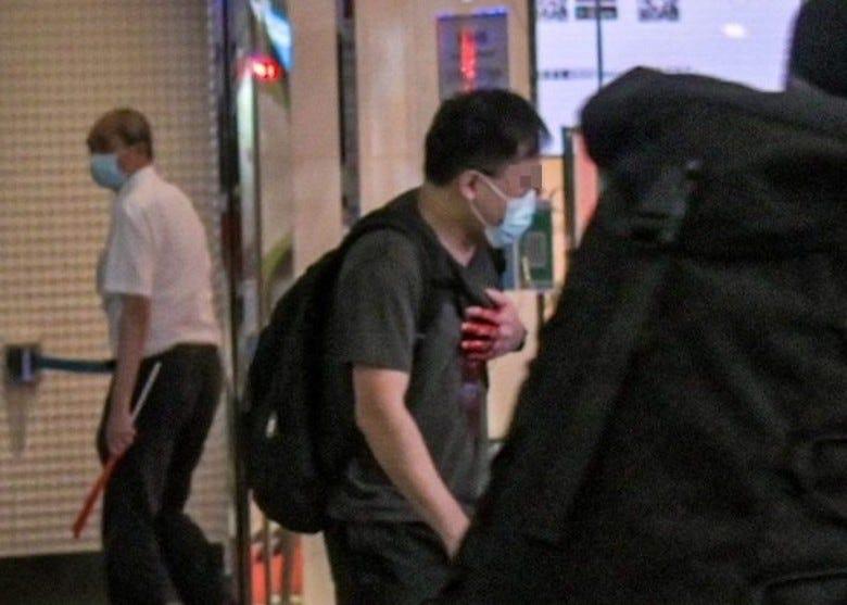 香港袭警后自杀男子任职维他奶采购主任当局:孤狼式本土恐怖袭击– 博聞社