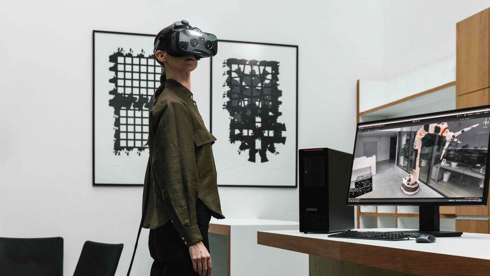Varjo is a Helsinki-based immersive headset manufacturer