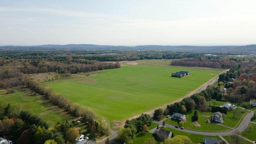 Foto de la granja de marras