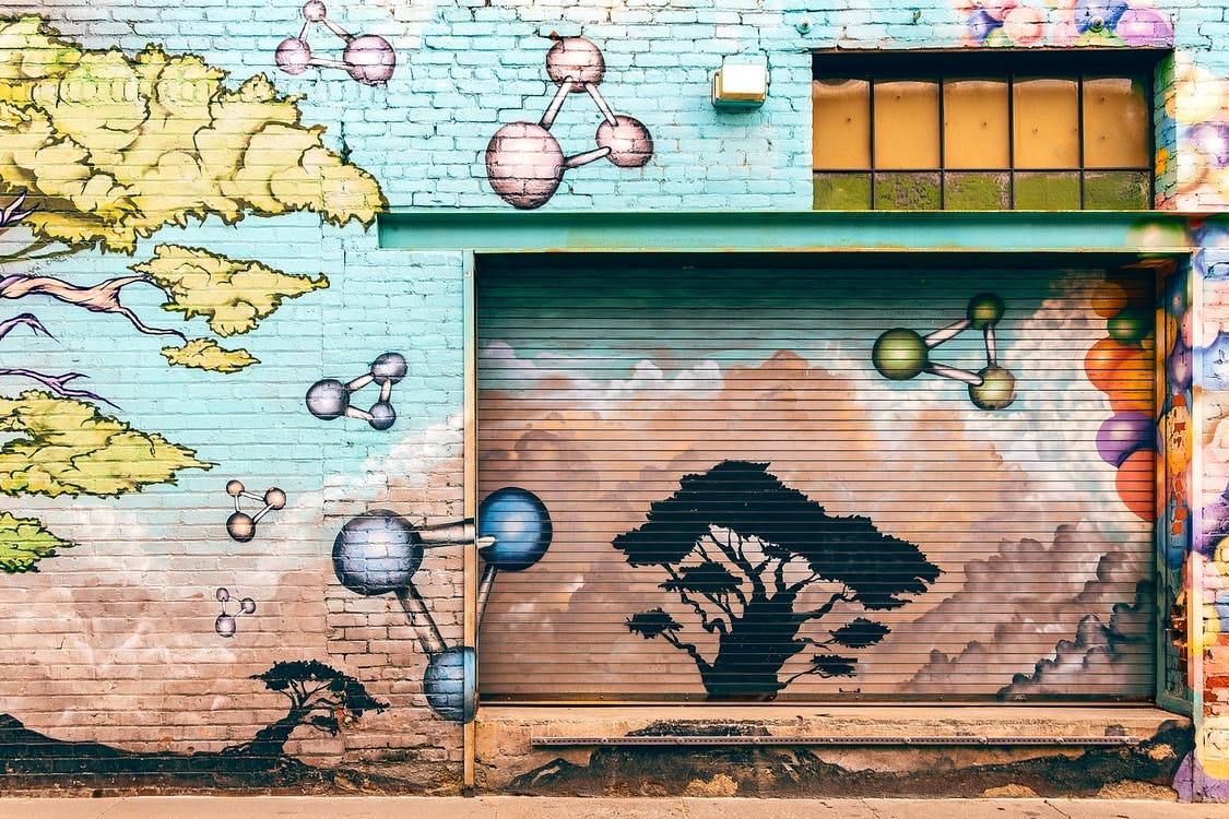 Art Painting on Walls