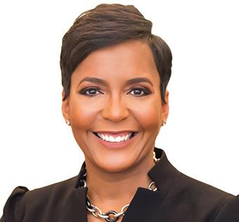Mayor Keisha Lance Bottoms - Democrats