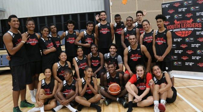 FIBA PYL Athletes 2016
