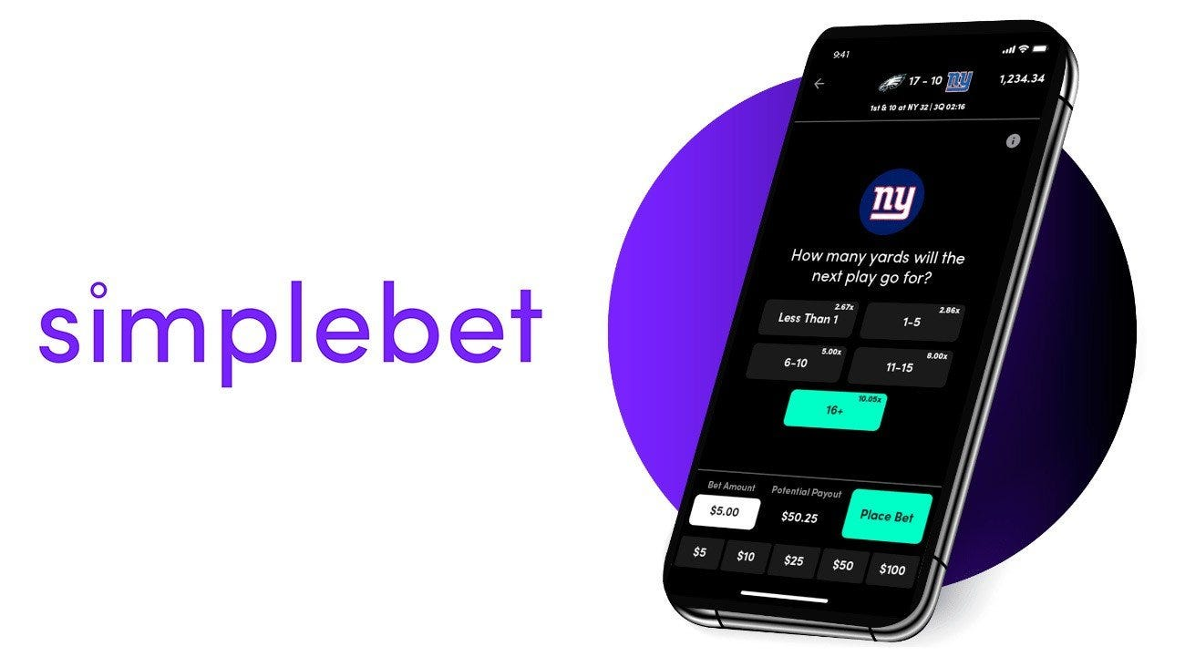 """Simplebet launches free game with FanDuel, eyes """"microbetting"""" expansion"""