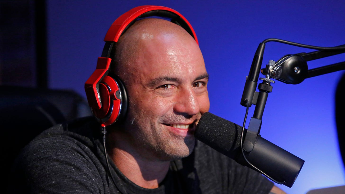 Joe Rogan signs exclusive deal with Spotify, 'Call Her Daddy' hosts feud  over contract negotiations