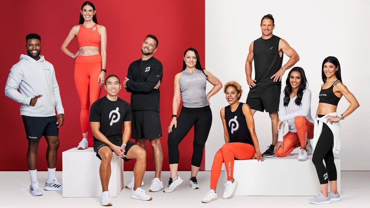 An extension of the brand': Inside Peloton's apparel ambitions – Glossy