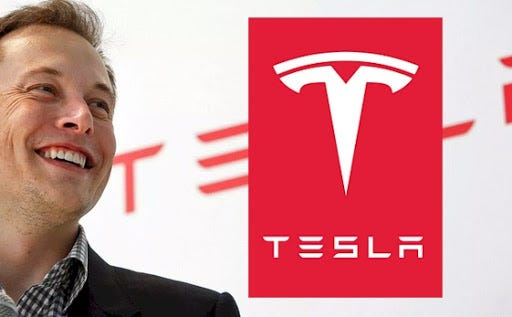 The History of Tesla and Look at Their Logo Design   LogoMyWay