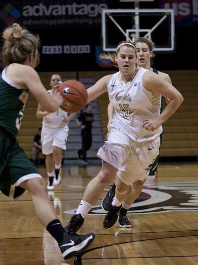 Stacey Barr - Courtesy University of Idaho Athletics