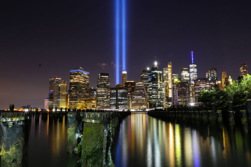 9/11 Passes into History