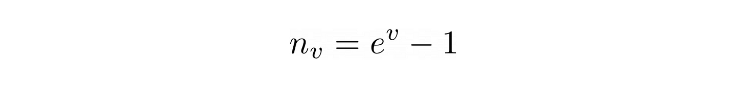 estimate n