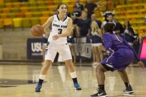 Funda Nakkasoglu - Courtesy Utah State Athletics