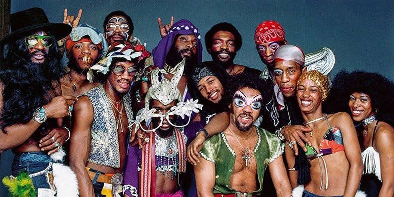 Ranking P-Funk and George Clinton's discographies | Humanizing The Vacuum