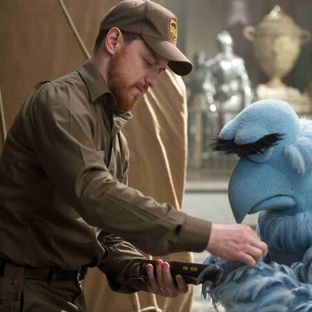 James McAvoy | Muppet Wiki | Fandom