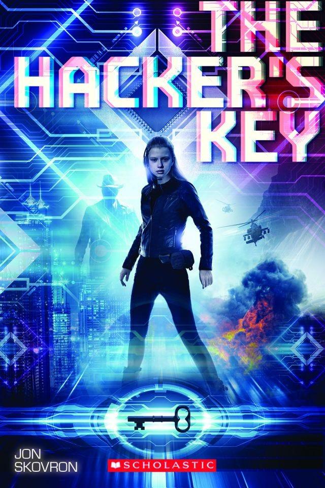 Hacker's Key cover