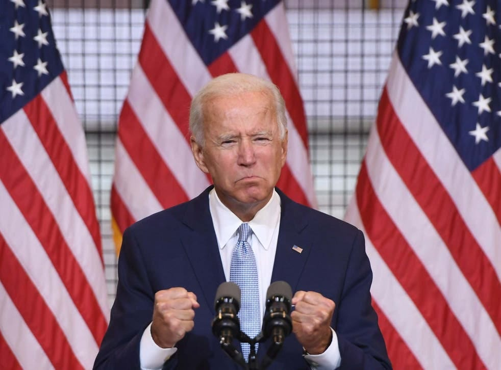 People worry that 'moderate' Democrats like Joe Biden are the same as  Republicans. Our study suggests they may be right | The Independent | The  Independent