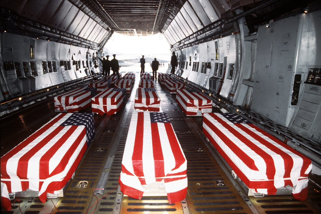 US Troops Die For World Domination, Not Freedom Https%3A%2F%2Fbucketeer-e05bbc84-baa3-437e-9518-adb32be77984.s3.amazonaws.com%2Fpublic%2Fimages%2F4a61703e-e8ef-4d3f-9d56-3f3ab5b7a85f_1024x683