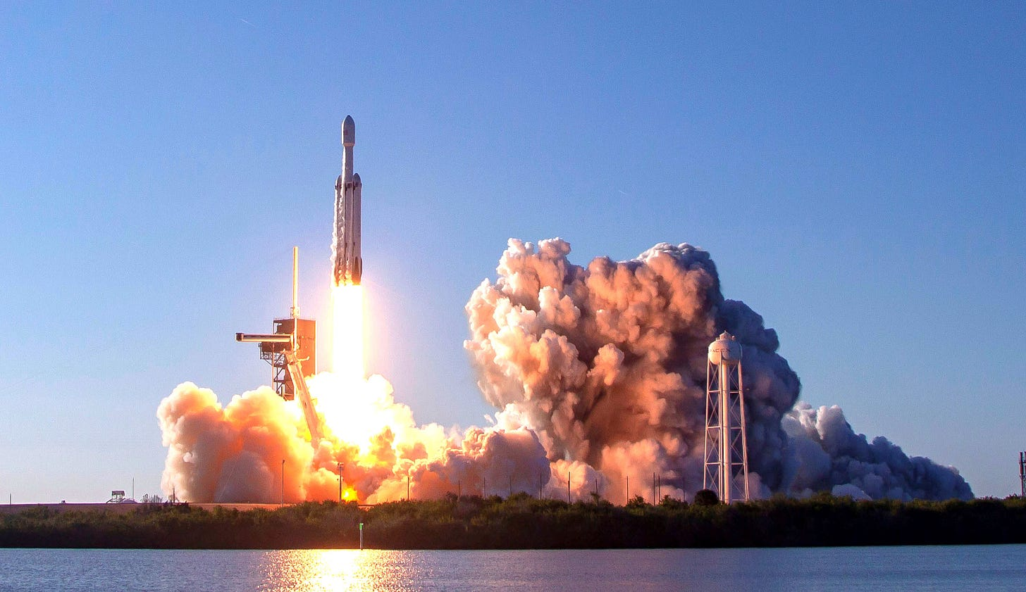 NASA Tech One Step Closer to Launch on Next Falcon Heavy | NASA
