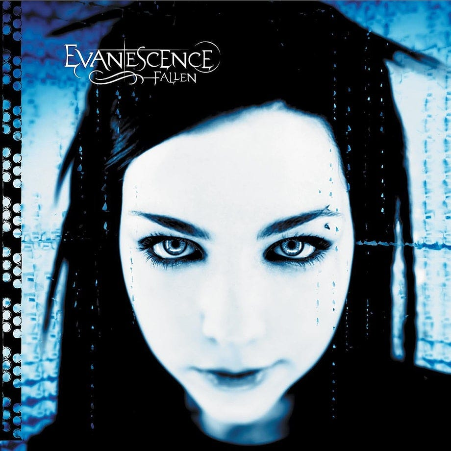 Image result from http://www.rollingstone.com/music/lists/the-100-greatest-metal-albums-of-all-time-w486923/evanescence-fallen-2003-w486982