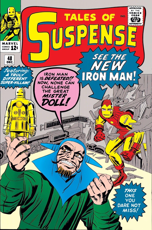 Tales of Suspense Vol 1 48   Marvel Database   Fandom