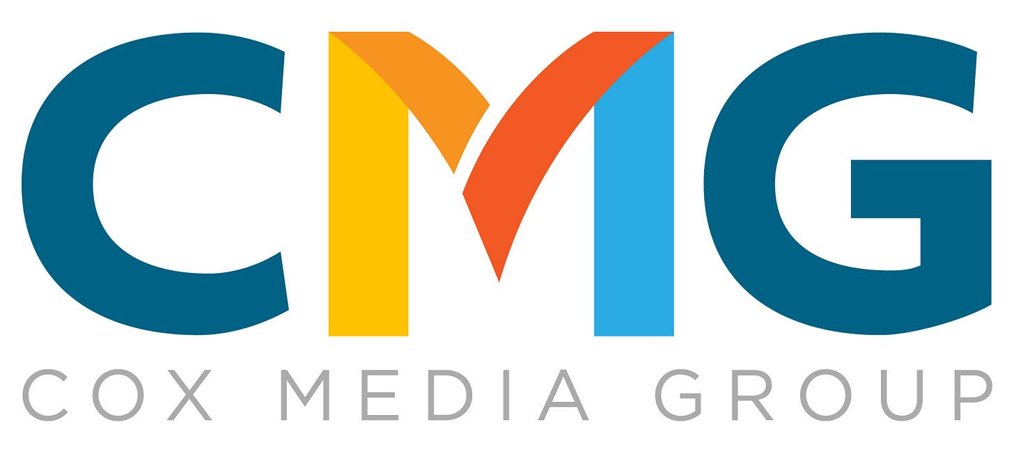 CMG Unveils New Company Logo – Cox Media Group