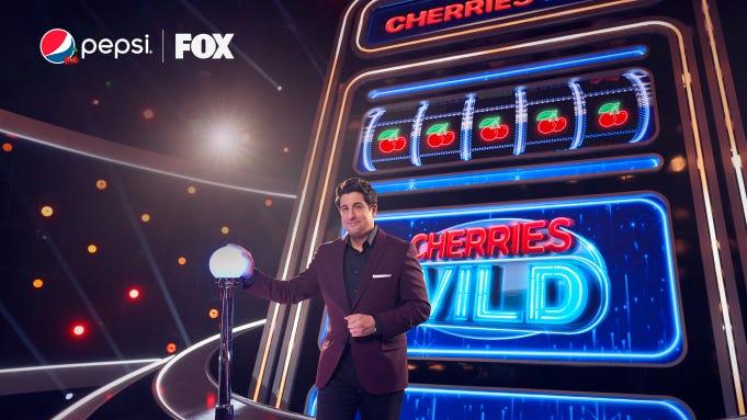 Pepsi Bets on TV's 'Cherries Wild'