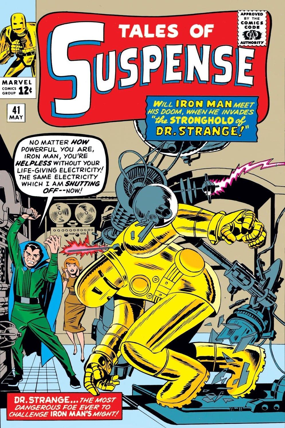 Tales of Suspense Vol 1 41 | Marvel Database | Fandom